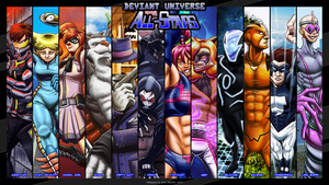 Deviant Universe ALL-STARS: Complete Edition by VexusVersion