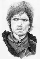 Tyrion Lannister by MatthewMartinKing