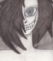 Jeff The Killer by ChikkieFace449