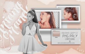 Ariana Grande Png Pack by valeryscolors