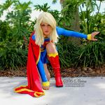 SupergirlCosplay 2 by Cassy-Blue