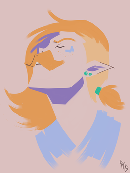 Coran  teen by MailyGreen