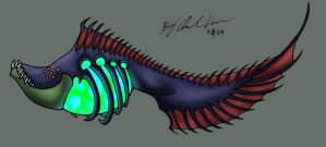 Leviathan by UndeadKitty13
