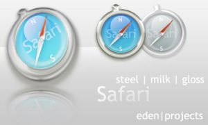 Safari Steel by edenprojects