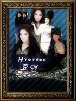 SNSD Collage : Hyoyeon by GraPHriX