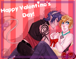 BLY: Happy Valentine's Day '14 by NightmareInspections