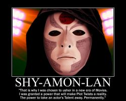 Motivation - Shy-Amon-lan by Songue