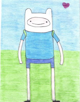 Finn the Human by Chibi1KH2