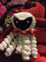 Assassin's Creed Altair jelly plush amigurumi  by magpie89