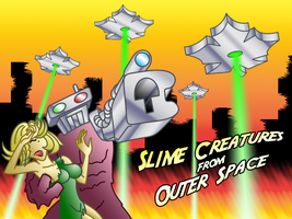 Toxic Pirates: Slime Creatures by SonGoharotto