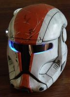 Boss Republic Commando Helmet by MyWickedArmor
