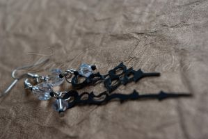 Throughout Time Earrings 05 by taeliac