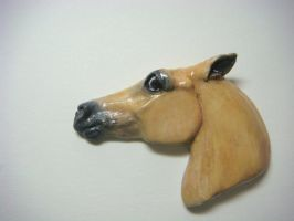 horse head by Ethereal-Beings