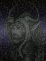 The Beastman by clearwater-art