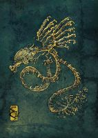 The Golden Dragon by ShatteredSwords