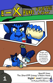 E-Xtra buns for the law1 by NightCrestComics