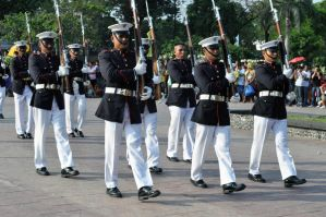 Luneta Marching Drills by archaznable30