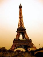 Tour Eiffel by Eden-Richardson