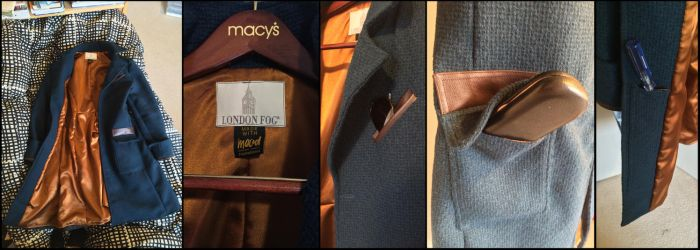 Newt Scamander cosplay coat details by TimeyWimey-007