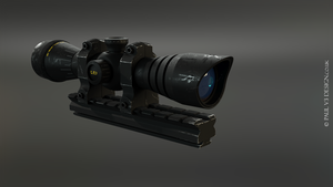 Tactical Crossbow Scope by PaulV3Design