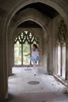 Alice Running by Shawn-Saylor