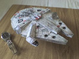 Millenium Falcon 3 by Amaro-House