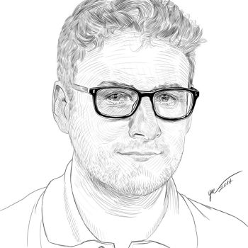 Paul Taylor dessin by masteryue