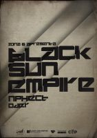 BLACK SUN EMPIRE demo back by ERVAZ