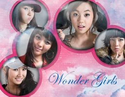 Wonder Girls by Blackrose1031