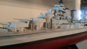 HMS Hood 2 by THE-WHITE-TIGER