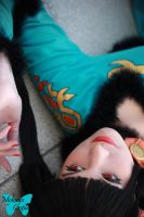 xxxHOLiC: sorceress eyes by Mokuyo