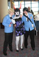 Ouran and Gamzette AWA 2011 by Kodi-Anna