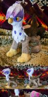My Little Pony: Gilda The Gryphon Plush by rabidkillercow