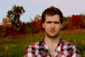 Mitch - Fall IV by JMcCarty09