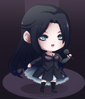 Evanescence: Amy Lee by MoonlightTheWolf
