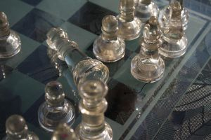 Chess Pieces by misstaraleexo