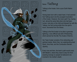 Taifeng by mybloodstainedshirt