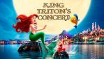 Disneysea Mermaid Lagoon Theater Triton's Concert by Futaba2