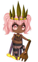 PPC- Chibi[9] by Purrinee