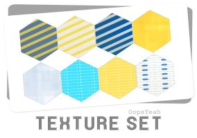 TextureSet1 by OopsYeah
