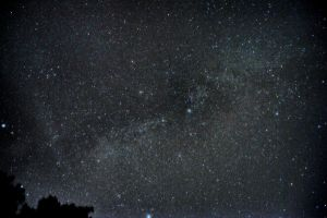 Milky Way Shot 2 by blackismyheart90