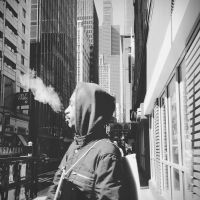 Cigarette Smoke by jonniedee