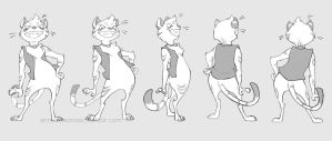 character rotation by scrii