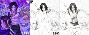 SIN2005 - remake2007 WIP pas2 by GhoulSoul