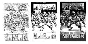 TMNT process 4 by dogmeatsausage