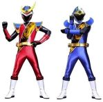 Crimson and Navy Ninninger for DerpMP6 by Greencosmos80