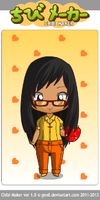 HOBY IN CHIBI MAKER by HOBYMIITHETACTICIAN