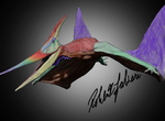 Mesozoica Pteradactly reskin by themonsterdude