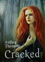 Cracked - book cover by cylonka