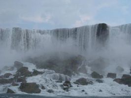 Niagra XXVIII by NatureStockImagery